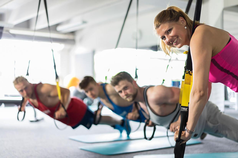 VITAsports - Kraft- & freies Training