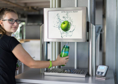 VITA SPORTS - Impressionen Getränkeautomat