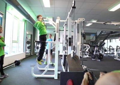 Vita Sports Kraft und freies Training 4